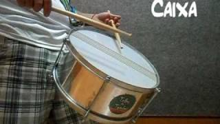 Tribo do Tambor CIRANDA 2 Video Lesson Learn to play CIRANDA 2 with the Tribo do Tambor Brasil RJ