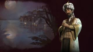 Arabia Theme - Medieval (Civilization 6 OST) | Banat Iskandaria