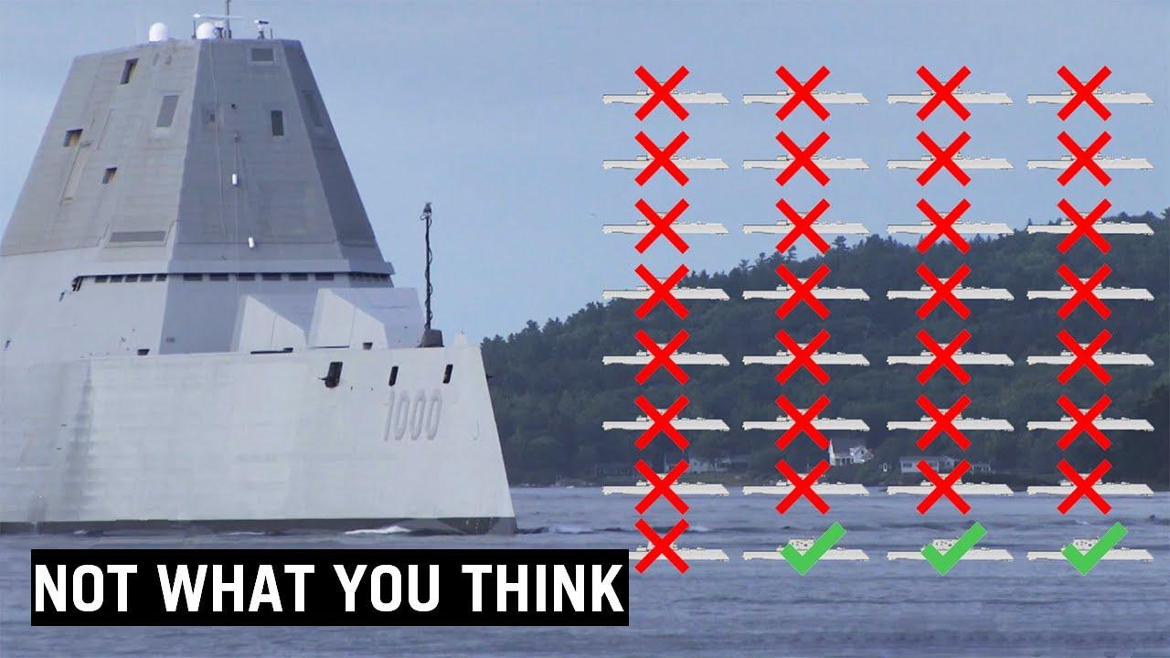 What Killed Zumwalt Destroyers?