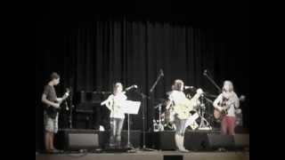"The No-Names - ""Down by the Salley Gardens"" LIVE 03.06.2012 K4 Kilb"
