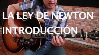 """Como tocar  """"La Ley de Newton"""" de Reik ft. Beatriz Luengo - TUTORIAL INTRODUCCIÓN (HD)"""