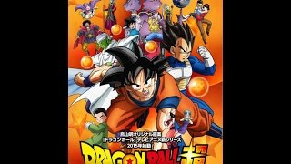 Dragon Ball Super Theme Song English DUBBED