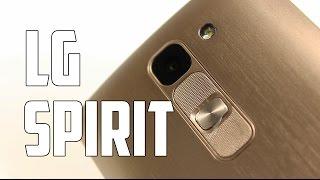LG Spirit, Primeras impresiones MWC 2015 width=
