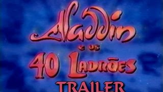 Trailer   Aladdin e os 40 Ladrões - Abril Vídeo