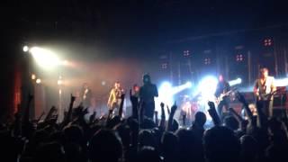 Afterhours - Veleno + Nic Cester special Guest live Alcatraz Milano 24/03/2014