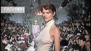 CHLOE` Fall 1999 2000 Paris - Fashion Channel