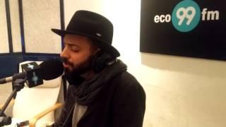 """עידן רייכל עם ביצוע LIVE באולפן """"אקו לייף"""" ל""""לפני שייגמר """"! - 7.1.16 eco99fm"""