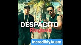 Luis Fonsi , Daddy Yankee ft. Justin Bieber - Despacito (Ringtone) (Trap edit)