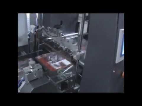 Takvim Ajanda Shrink Ambalaj Makinası - IMPACK 40 - www.parkambalaj.com - +90 216 353 5366