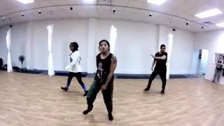 Auxiliary Workshop #4: Choreography by Kayce Viray (Time by J-Soul)