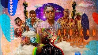 Sauti Sol - Afrikan Star ft Burna Boy (Official Music Video) [Skiza: *811*97#]