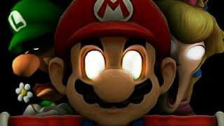Super Mario bros . EXE Juego de terror.