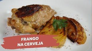 Frango na Cerveja | Colher de Sopa
