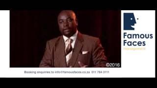 Billy Selekane - Motivational Speaker