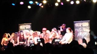 Hopsin Still Got Love for You LIVE Seattle, Wa 2014 Knockmadness Tour