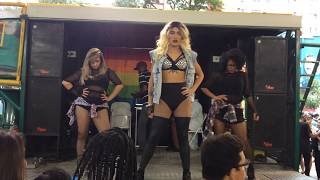 Major lazer- Sua Cara (feat. Anitta & Pablo Vittar) Performance (coreografia) Drag Mika