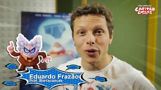 Capitão Cuecas: O Filme | Eduardo Frazão | 20th Century FOX Portugal