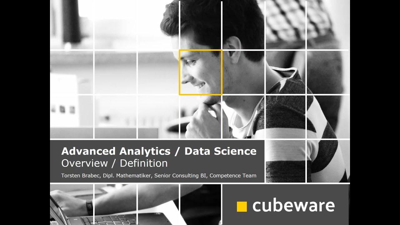 Was ist eigentlich Advanced Analytics?