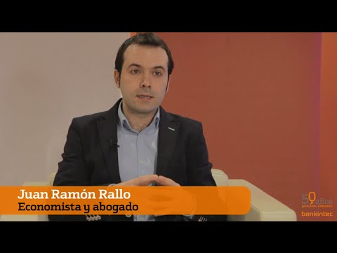 Juan Ramón Rallo nos ofrece su visión sobre la situación económica española.