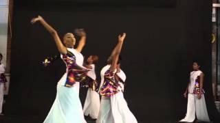 Just Wanna Be Happy- Kirk Franklin MHX Ministries/MHX Dancewear Too
