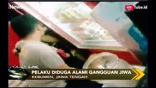 Pria Mengamuk Bawa Parang, Tiba-tiba Merusak Toko di Kebumen - Police Line 07/03