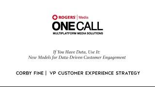Data-Driven Engagement