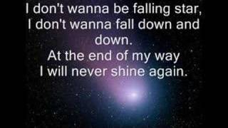 There are many falling stars- a song of my own composition