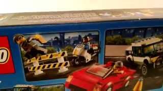 LEGO City Set # 60007 High Speed Chase