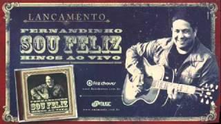 Fernandinho - Chuvas de Bençãos - CD Sou Feliz