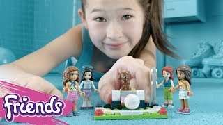 Stephanie Inspires a Future Champion - LEGO Friends - Heartlake City Missions