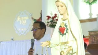Comunidade realiza festejo em homenagem à Nossa Senhora de Fátima