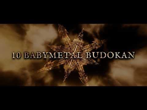 BABYMETAL - 10 BABYMETAL BUDOKAN - Trailer