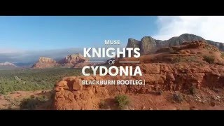 Muse - Knights of Cydonia (Blackburn Bootleg) (Official Videoclip)