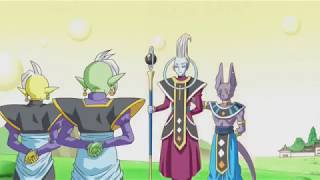 Goku Meets Zamasu Dragon Ball Super (English Dub)