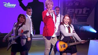 Austin & Ally | I've Got That Rock & Roll Song | Official Disney Channel UK