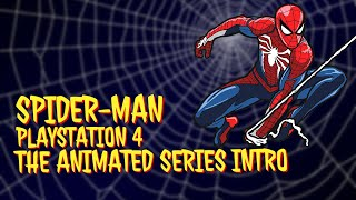 Spider-Man PS4 - 90s Intro