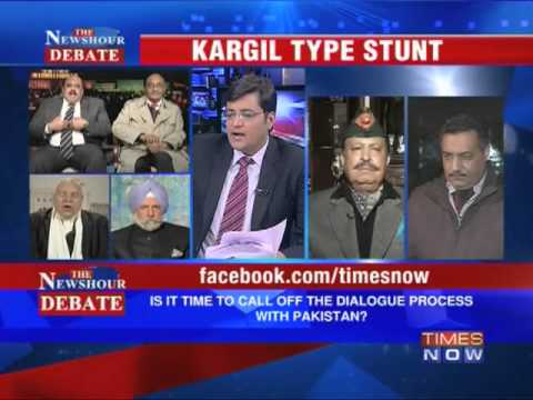 The Newshour Debate: Pak's open aggression (Part 4 of 4)