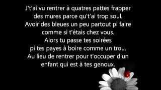 Darling - La bouteille (Lyrics)