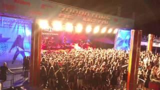 70000 Tons of Metal 7 - Amorphis   Live Pool Deck