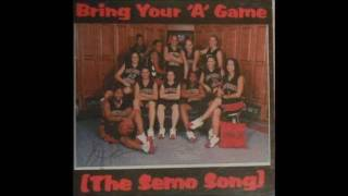 Bring Your 'A' Game (The SEMO Song) - Southeast Missouri State Women's Basketball Rap