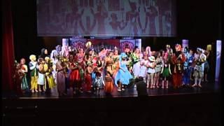 Pátio dos Artistas - O Aladino e a Lâmpada Mágica (Parte 5)