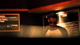 """Ryan Leslie ft. Fabolous """"You Be Killin Em"""" In Studio"""