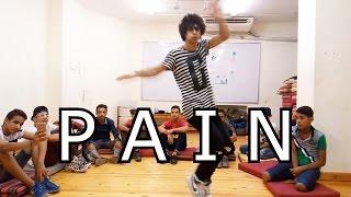 Ship Wrek - Pain feat. Mia Vaile GanGsta and Kato Choreography