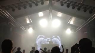 Massive Moloko live @ SZIN festival 2016