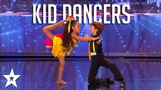 Top KID DANCERS From Across The World! | Got Talent Global width=