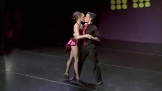 Dance Moms -  Maddie Ziegler & Gino Duet 'This Girls Gotta Be Kissed'