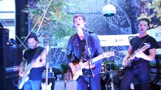 "Drowners - ""Ways to Phrase a  Rejection"" LIVE FORT x Converse CMJ party New York City"