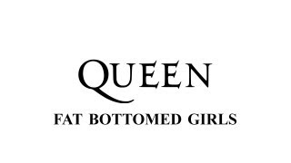 Queen - Fat bottomed girls - Remastered [HD] - with lyrics