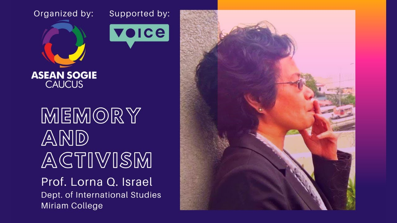 Thumbnail for Memory and Activism: How memory becomes the vehicle for human rights