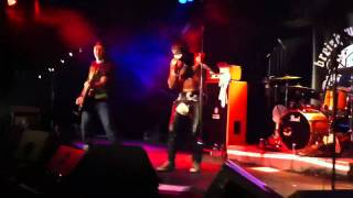 US BOMBS - JAKS - LIVE FRANCE 2010